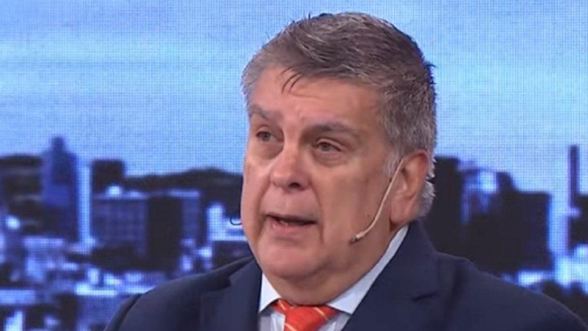 Luis Ventura le respondió a Dalma Maradona: Hay que ver quién le paga a ella