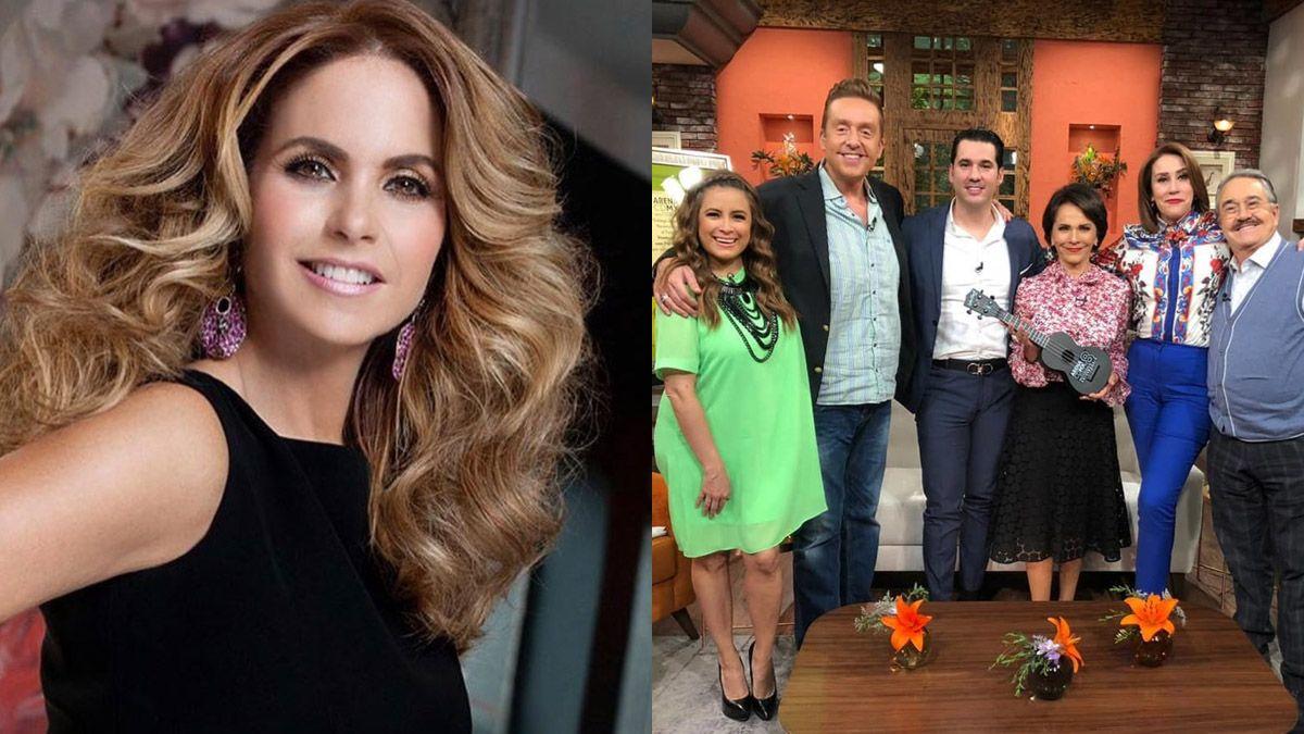 En su regreso a Televisa