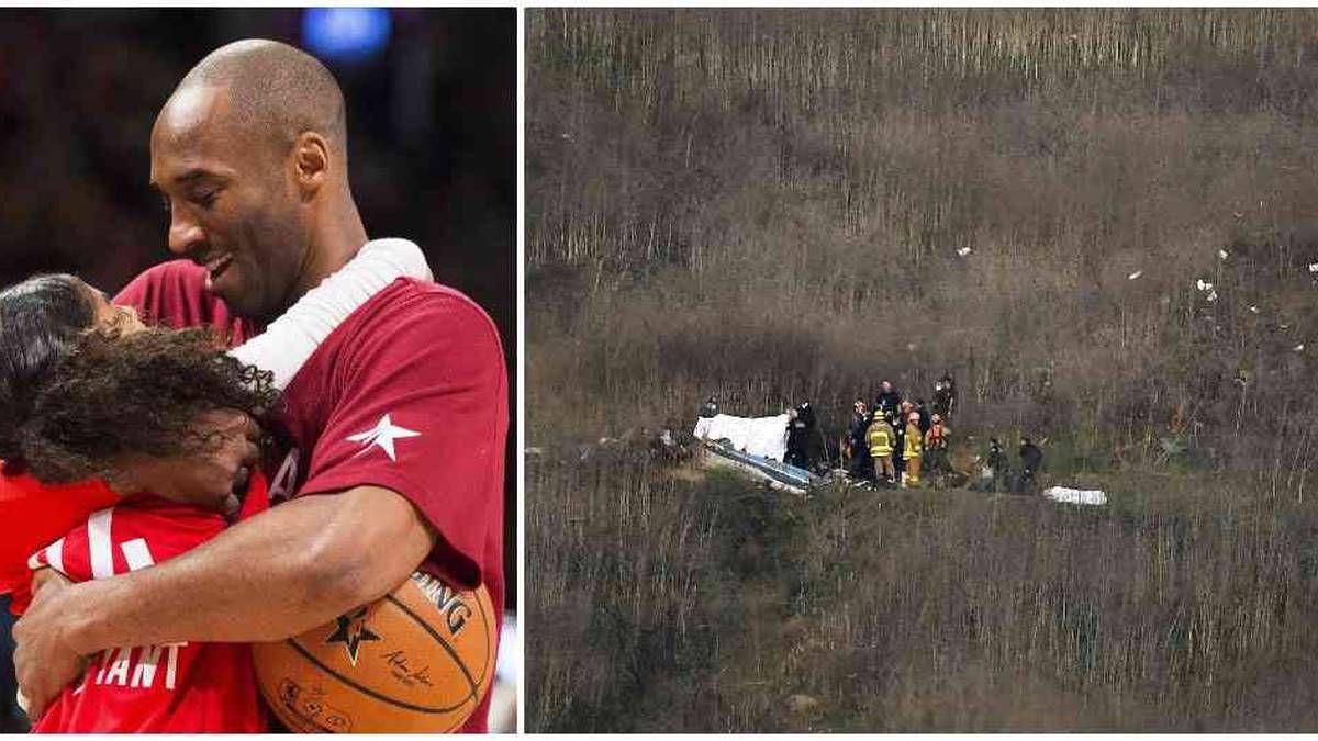 ¡Más detalles! Revelan causas del accidente de Kobe Bryant