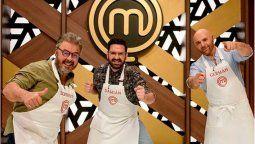 El primer programa de Masterchef Celebrity Argentina debutó con 16 puntos de rating