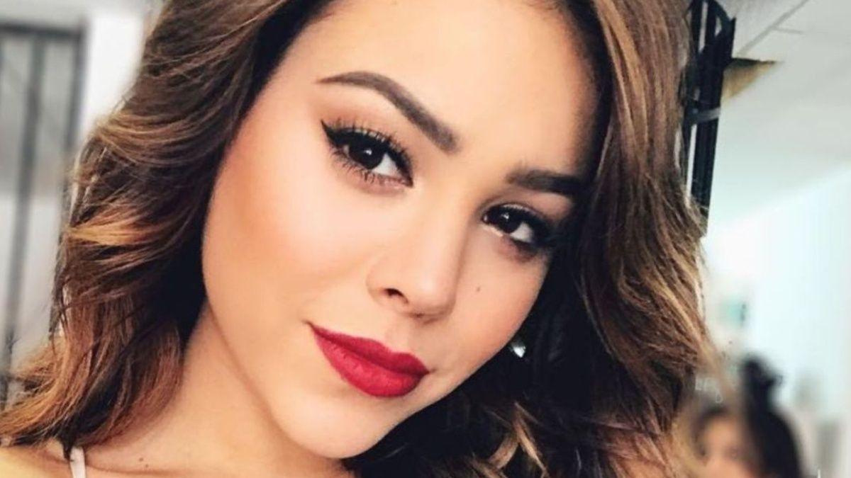 Un ex de Danna Paola la recuerda por sus candentes besos
