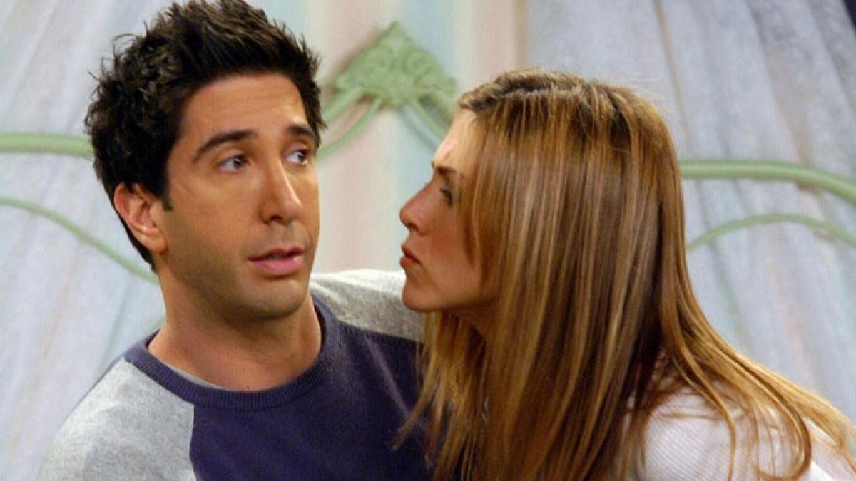 Jennifer Aniston (Rachel) y David Schwimmer (Ross) pudieron tener una historia de amor más allá de Friends