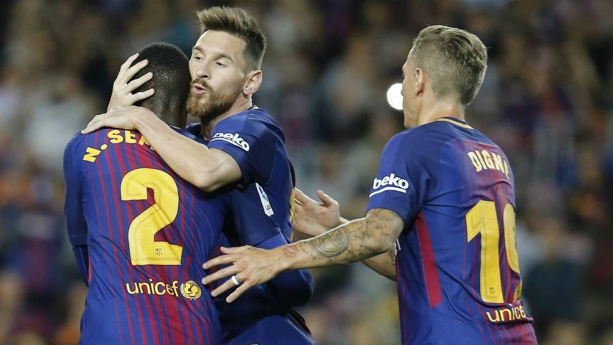 ¡Imposible! Lionel Messi no practica los tiros libres