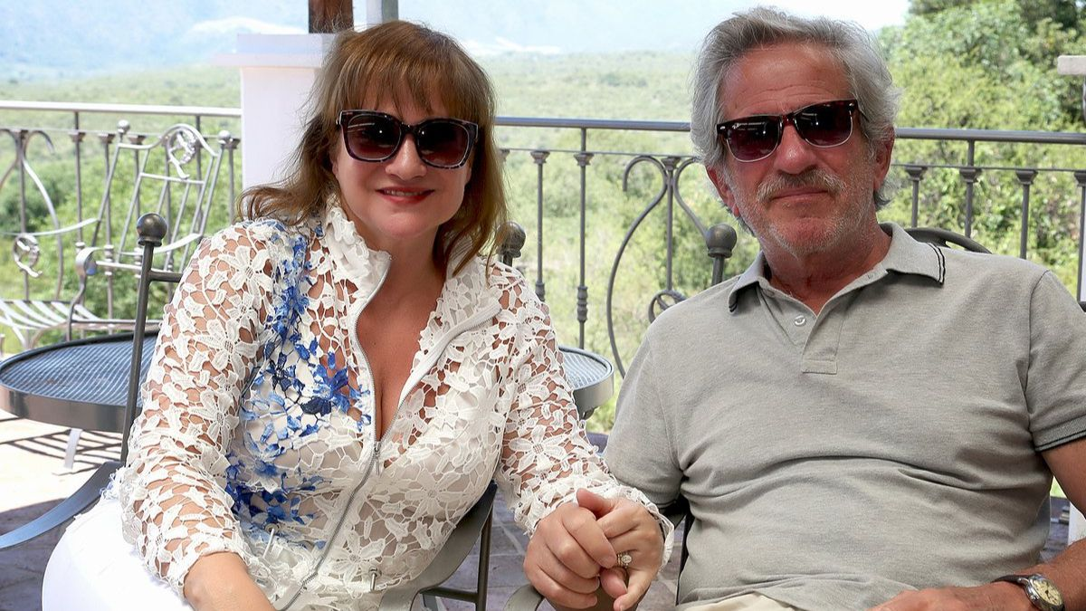 Lucía Galán y Pablo Alarcón se separaron tras más de una década juntos