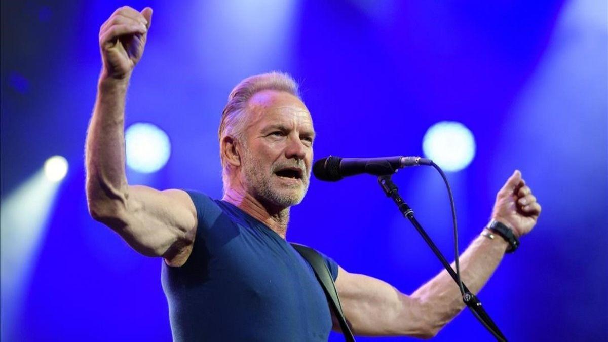 Sting relanzó su disco The Soul Cage con algunos temas inéditos
