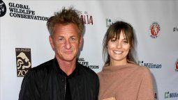 ¡En secreto! Sean Penn se casó con una actriz 30 años menor que él