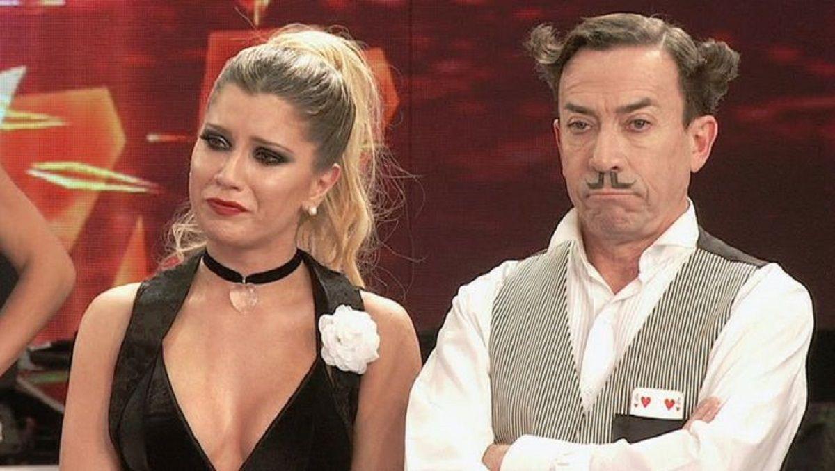 Laurita Fernández y Aníbal Pachano