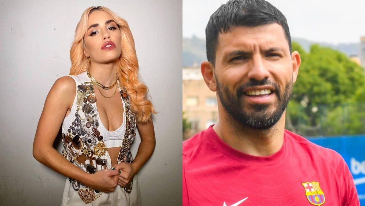 ¿Qué pasa entre el Kun Agüero y Lali Espósito?