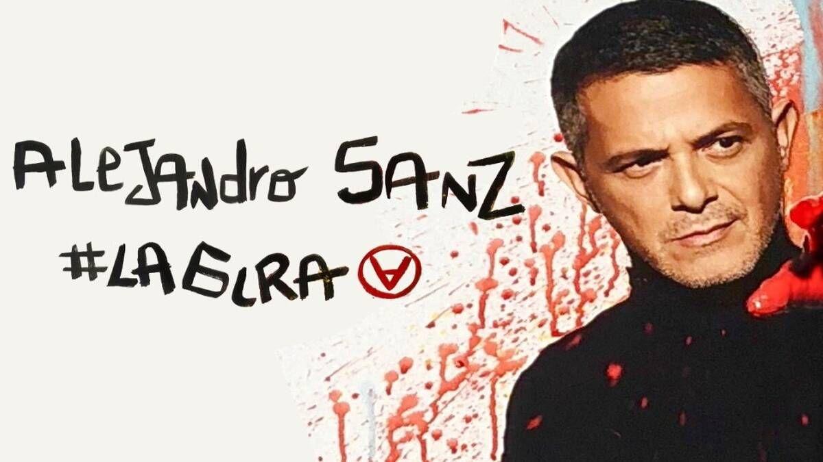 ¡Confirmado! Alejandro Sanz irá a Centroamérica y Colombia en 2021