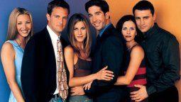 Los actores de Friends no fueron la primera opcion para interpretar a su personaje