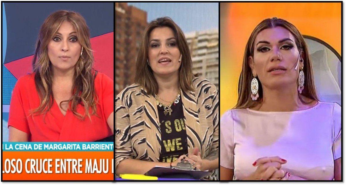 Marcela Tauro, testigo del conflicto entre Flor de la V y Maju Lozano contó detalles de la noche del escándalo