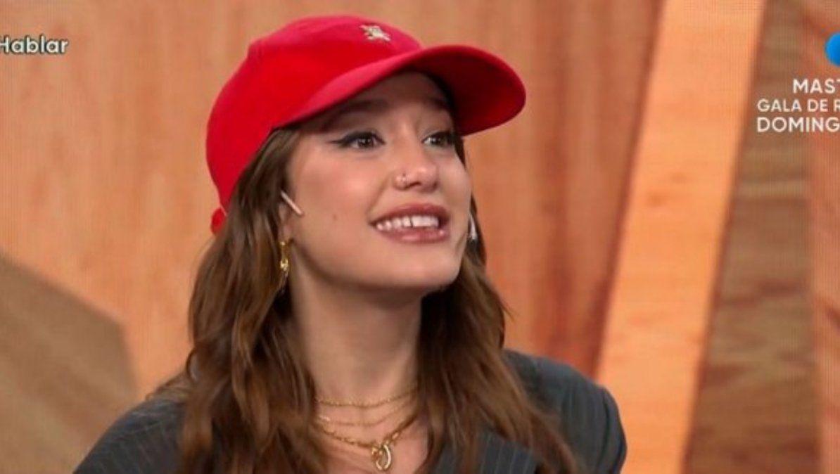 Ángela Torres confesó que cuando está borracha es peleonera con sus parejas