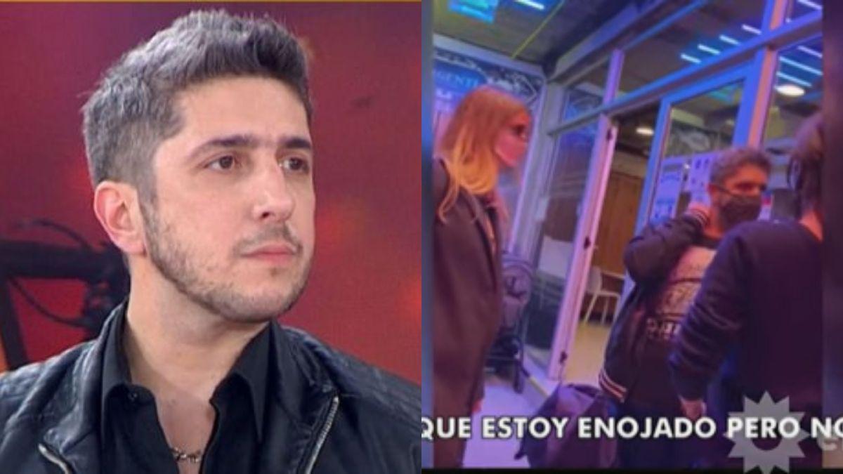 El video inédito de Jey Mammón cargando contra el jurado del Cantando 2020