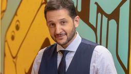 Germán Paoloski, conductor de televisión