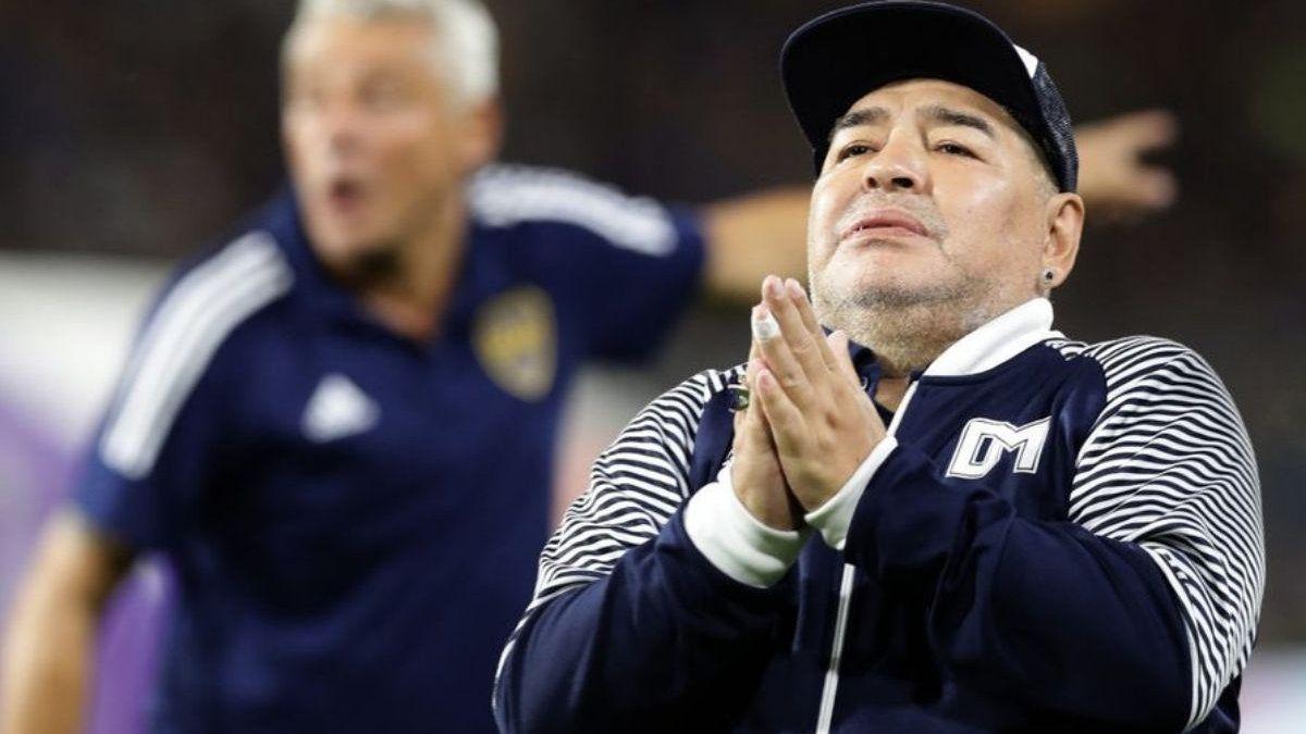 Diego Maradona podría ser dado de alta este fin de semana