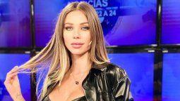 Romina Malaspina y su publicación tras el accidente en Palermo