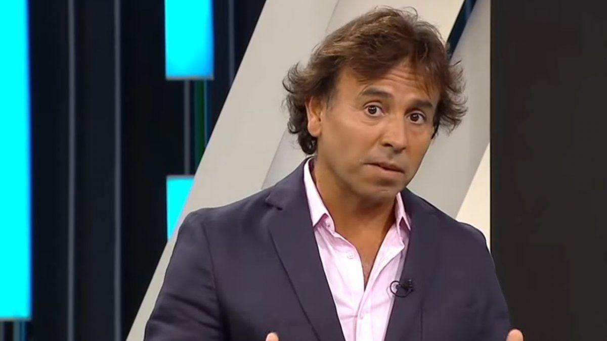 Gonzalito Rodríguez estuvo internado 20 días en el sanatorio Agote