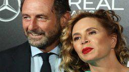 A Ágatha Ruiz de la Prada no le gustó el gesto de divo de su esposo