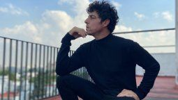 Esteban Lamothe habló de su personaje en la nueva tira de Polka