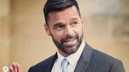 Ricky Martin recibe restricción de Instagram tras ofender a Donald Trump