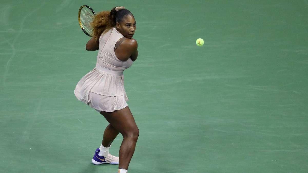 ¡Nada la detiene! Serena Williams volvió a ganar y avanza en el US Open