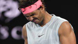 Rafa Nadal y una dura confesión: No me acuerdo de lo que es jugar sin dolor
