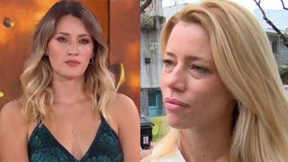 Mica Viciconte armó un escándalo porque dejaron pasar a Nicole Neumann al country donde ella vive con Cubero