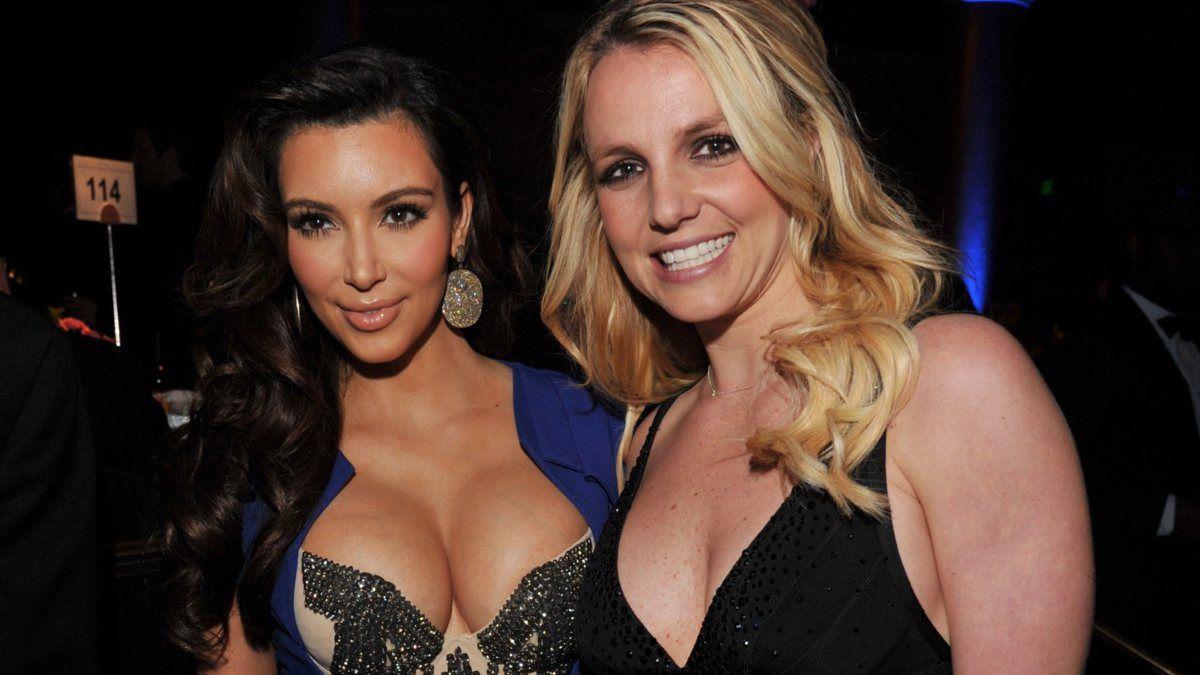 ¡De abogada! Kim Kardashian podría representar a Britney Spears
