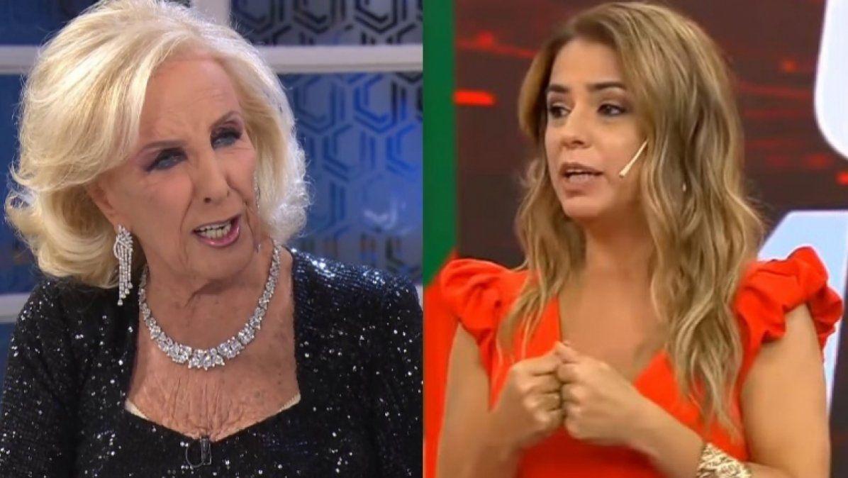 Marina Calabró versus Mirtha Legrand