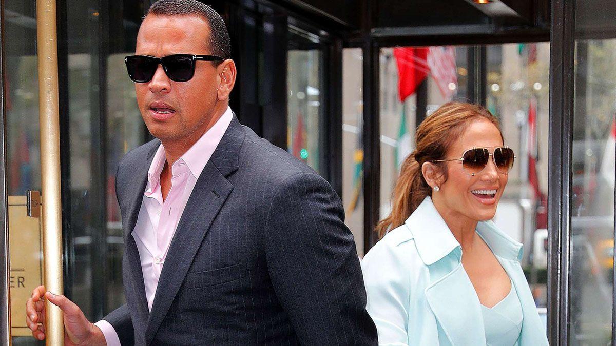 ¡No pudieron! Jennifer Lopez y Alex Rodríguez perdieron puja por los Mets