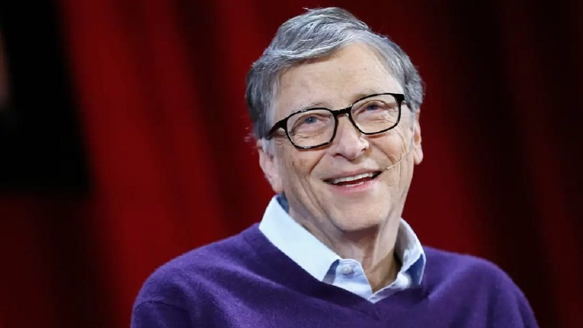 El día de mañana Bill Gates lanzará su nuevo libro