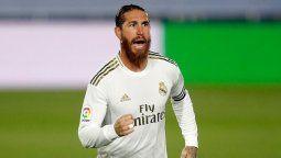 El defensa del Real Madrid se contagio de Covid 19, así lo informó el club.