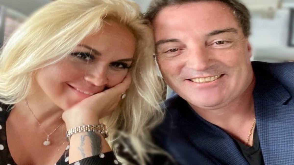 Mario Baudry es la actual pareja de Verónica Ojeda
