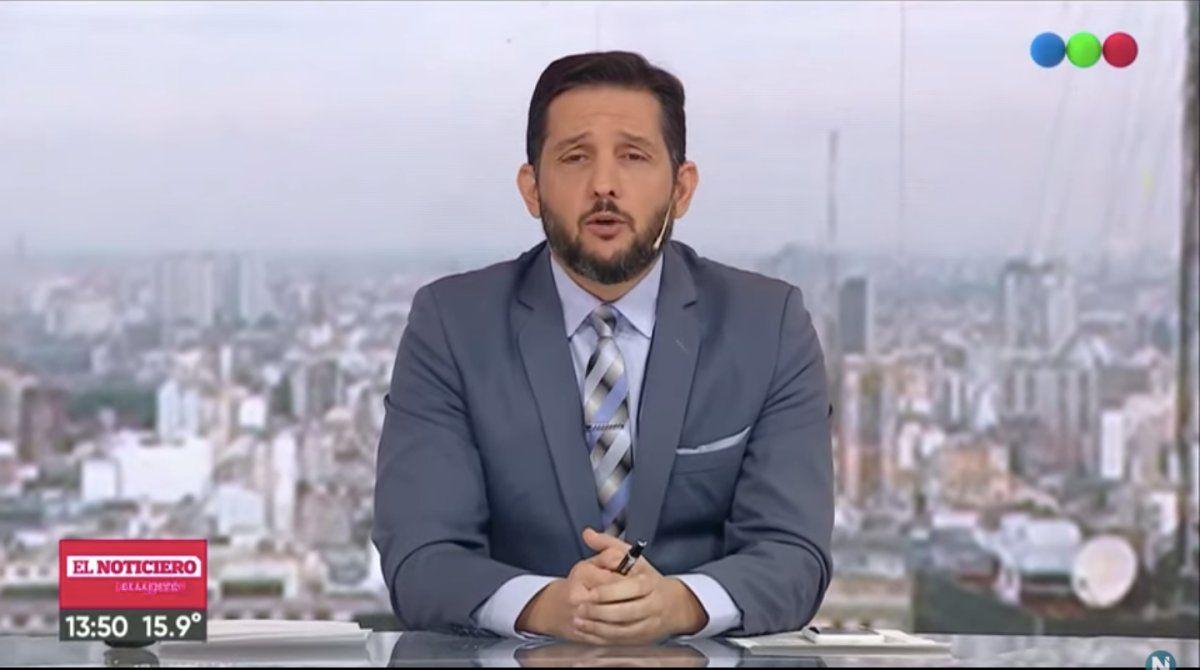 Germán Paoloski - Lizy Tagliani - Medios