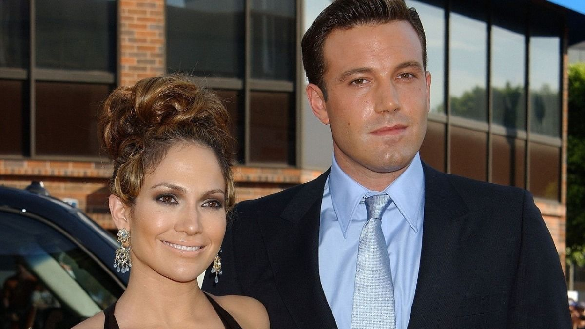 Ben Affleck y Jennifer López comenzaron a salir en 2002