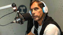 El periodista Gustavo López fue internado por precaución
