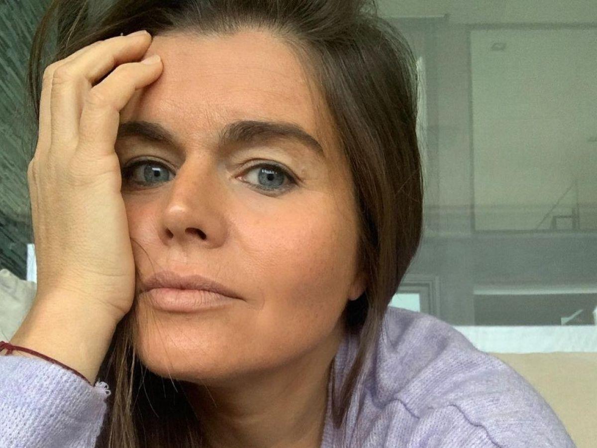 Angie Balbiani opinó de las infidelidades de Benjamín Vicuña