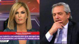 ¡La dejaron sola! El comunicado del Canal 9 tras la polémica de Viviana Canosa y Alberto Fernández