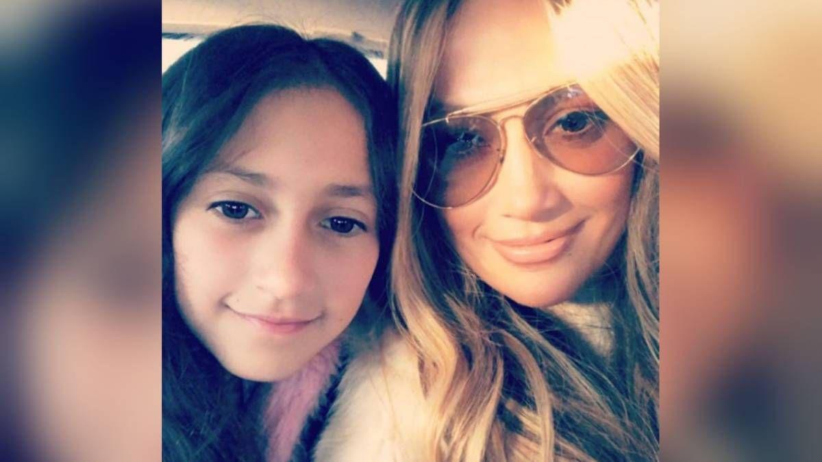 ¡Confundida! Jennifer Lopez revela que su hija la pasó mal con la pandemia