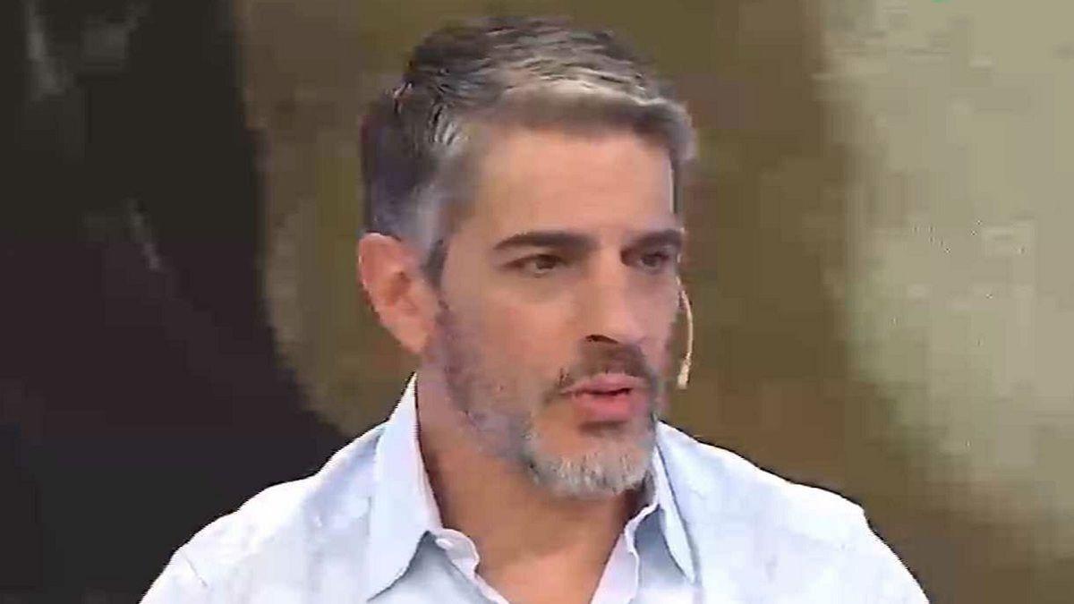 Pablo Echarri publicó un mensaje de despedida a Mauro Viale