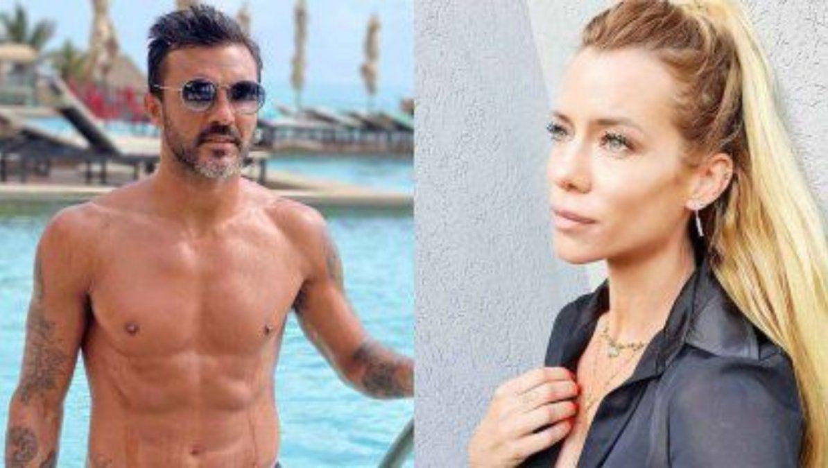 Fabián Cubero se habría puesto intenso por el nuevo novio de Nicole Neumann