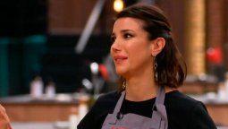 La actriz Andrea Rincón brilló en la noche de la tortilla de Masterchef