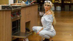 VIcky Xipolitakis tuvo una semana magistral en Masterchef Celebrity