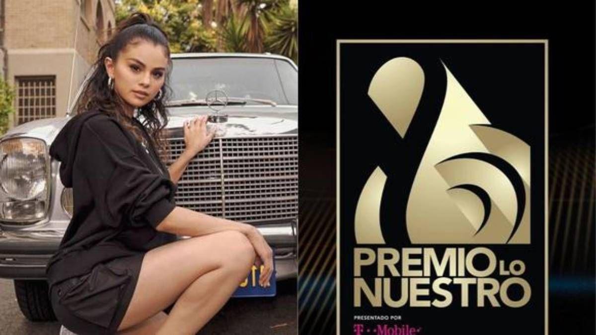 ¡Embarcados! Selena Gomez se presentó virtualmente en Premio lo Nuestro