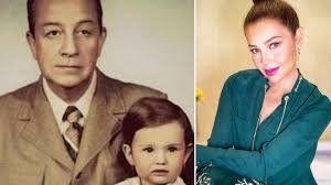 Thalía confiesa un episodio con su padre que la marcó por siempre