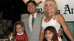 Claudia Villafañe y un duro mensaje a Diego antes de morir