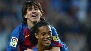 ¡Qué vecino! Messi empezaría a vivir de cerca con: ¡Ronaldinho!