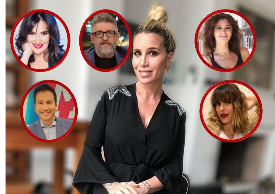 Flor Peña hizo otro descargo en redes sociales y recibió el apoyo de los famosos