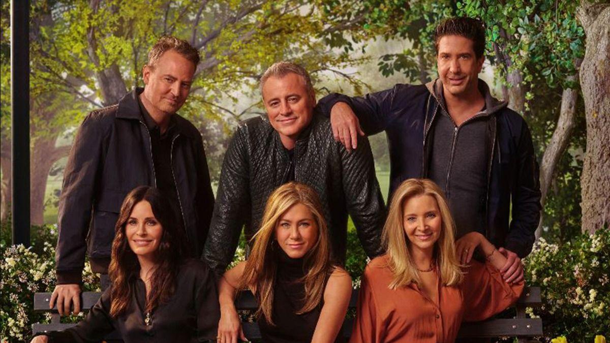 Friends: La cifra millonaria que cobró el elenco por el reencuentro