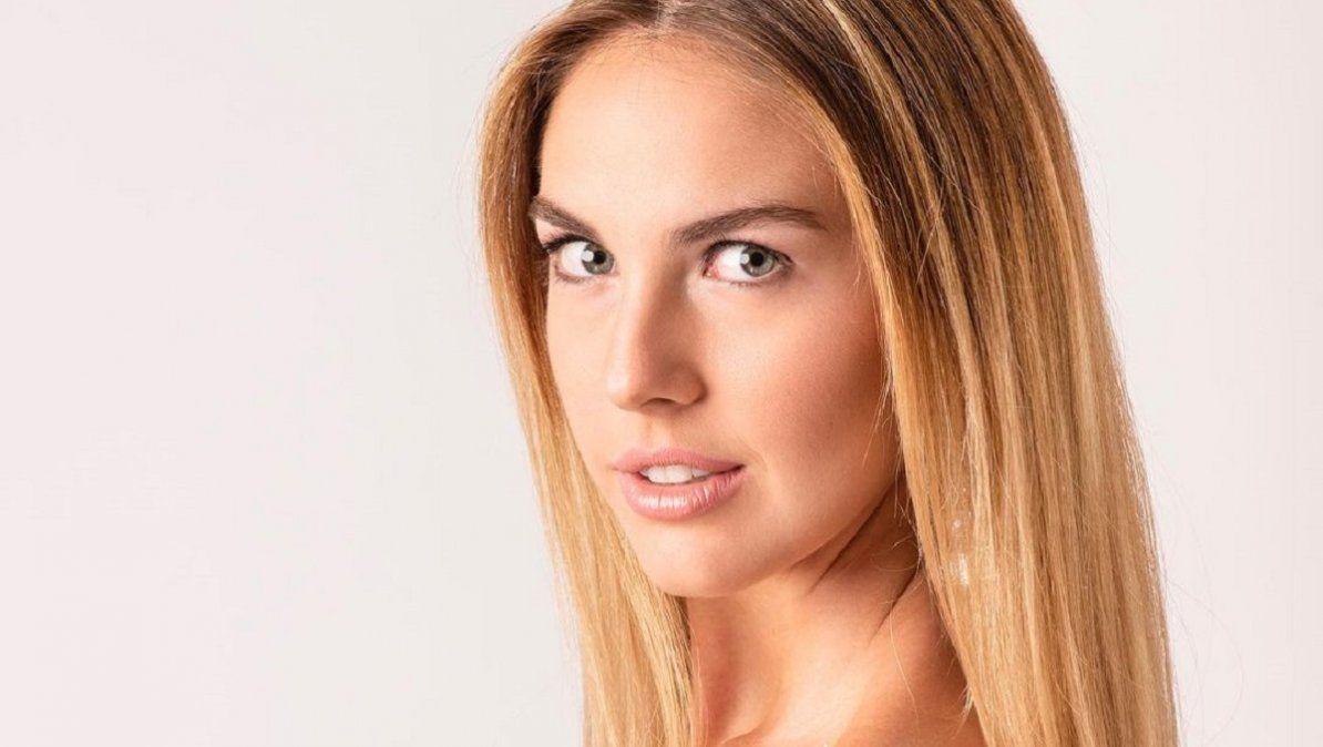 Alina Akselrad es la Miss Universo Argentina 2020